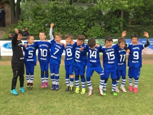 U8 - internationalen Weyer-Pfingstcup in Köln