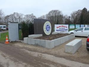 Eröffnung Sportpark VfL Kurpfalz Mannheim-Neckarau