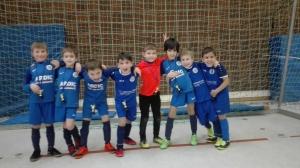 Starkes Auftreten unserer F-Junioren in Neulussheim