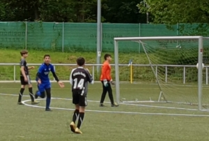U13 besiegt TSV Amicitia Viernheim