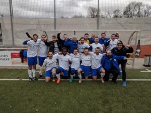 Erfolgreiche Hinrunde unserer VfL-Privatmannschaft