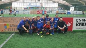 F-Junioren mit grandiosem dritten Platz beim Soccer4you Cup